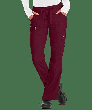 78ea81812b2 koi Lite™ Scrubs Women's Peace Drawstring Waist Slim Fit Pants