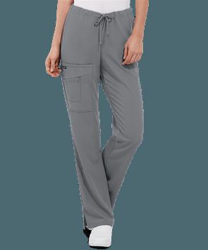 Jockey Scrubs Women's Drawstring Back Elastic Scrub Pant