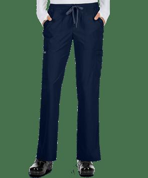 koi Basics Women's Holly Cargo Scrub Pants